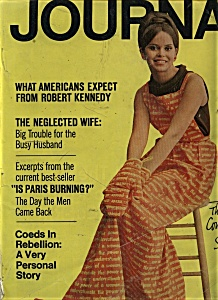 Ladies Home Journal magazine - October 1965 (Image1)