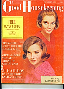 Good Housekeeping - November 1963