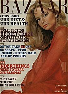 Harper's Bazaar magazine - June 1973 (Image1)