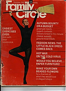Family Circle Magazine - October 1967 (Image1)