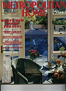 Metropolitan Home Magazine - July 1988 (Image1)