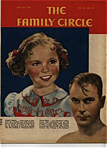 The Family Circle  Magazine- June 10th, 1938 (Image1)