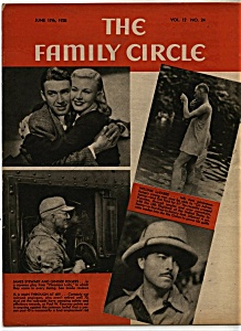 The Family Circle Magazine - June 17th, 1938 (Image1)