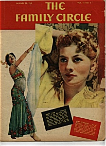 The Family Circle magazine- January 26, 1940 (Image1)