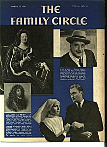 Family Circle Magazine - March 15, 1940 (Image1)
