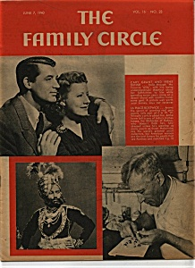 The Family Circle Magazine - June 7, 1940 (Image1)