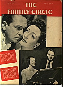 The Family Circle Magazine - July 5, 1940