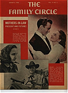 The Family Circle Magazine - August 2, 1940 (Image1)