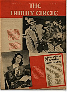 The Family Circle Magazine- October 11, 1940 (Image1)