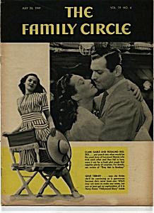 The Family Circle magazine - July 25, 1941 (Image1)