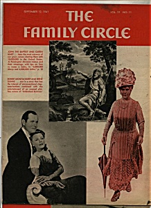 The Family Circle magazine- September 12, 1941 (Image1)