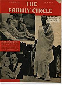 The Family Circle magazine - November 28, 1941 (Image1)