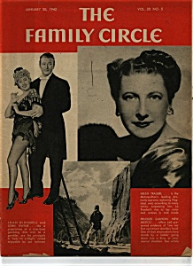 The Family Circle magazine - January 30, 1942 (Image1)