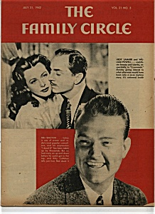 The Family Circle magazine - July 31, 1942 (Image1)