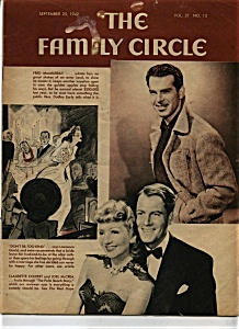 The Family Circle - September 25, 1942