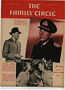 The Family Circle magazine - January 8, 1943 (Image1)