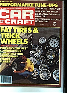 Car Craft Magazine- May 1977 (Image1)