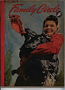 Family Circle magazine- November 1946 (Image1)