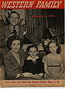 Western Family Magazine - January 8, 1942 (Image1)