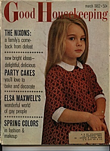 Good Housekeeping magazine - March 1962 (Image1)