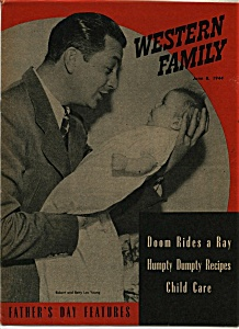 Western Family magazine - June 8, 1944 (Image1)
