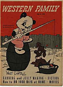 Western Family magazine - July 6, 1944 (Image1)