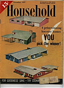 Household Magazine- November 1957 (Image1)
