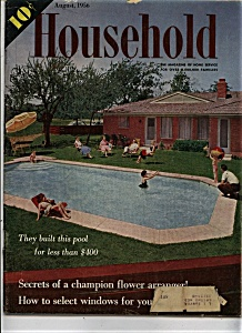 Household Magazine - August 1956