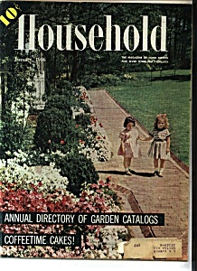 Household Magazine - January 1956