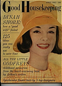Good Housekeeping magazine - April 1962 (Image1)