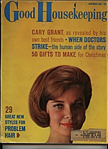 Good Housekeeping magazine - November 1962 (Image1)
