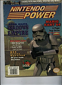 Nintendo Power magazine - January 1997 (Image1)