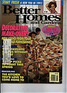 Better Homes and Gardens- January 1991 (Image1)