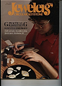 Jewelers Circular Keystone magazine - May 1985 (Image1)