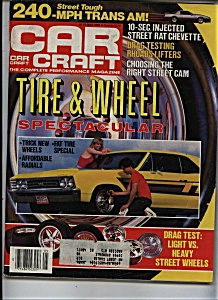 Car Craft Magazine - May 1985
