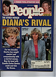 People weekly magazine - June 29, 1992 (Image1)