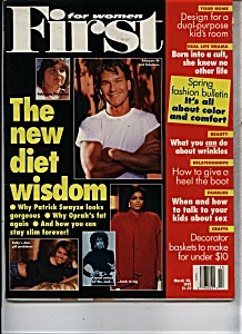 First for Women magazine - March 30, 1992 (Image1)