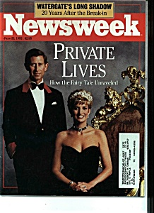 Newsweek magazine - June 22, 1992 (Image1)