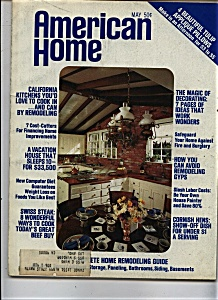 American Home  - May 1974 (Image1)
