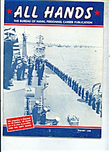 Usnavy - All Hands Magazine - January 1968