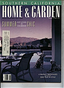 Home & Garden (Southern California) June 1989 (Image1)