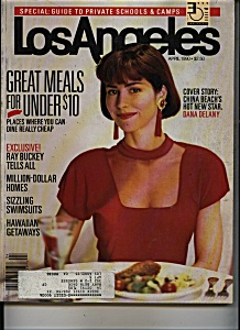 Los Angeles Magazine - April 1990 (Image1)