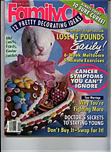 Family Circle Magazine- April 21, 1992