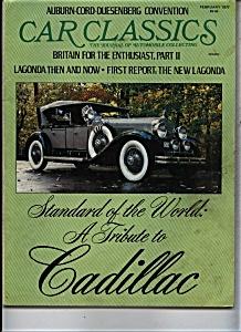 Car Classics - February 1977 (Image1)