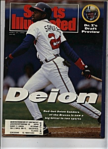 Sports Illustrated magazine - April 27, 1992 (Image1)