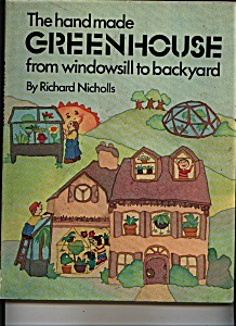 The handmade Greenhouse booklet -   copyright 1975 (Image1)