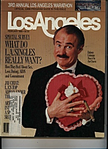 Los Angeles Magazine - February 1988 (Image1)