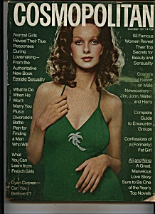 Cosmopolitan Magazine - October 1971 (Image1)