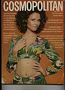 Cosmopolitan Magazine - May 1972 (Image1)