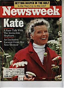 Newsweek magazine - August 31, 1987 (Image1)
